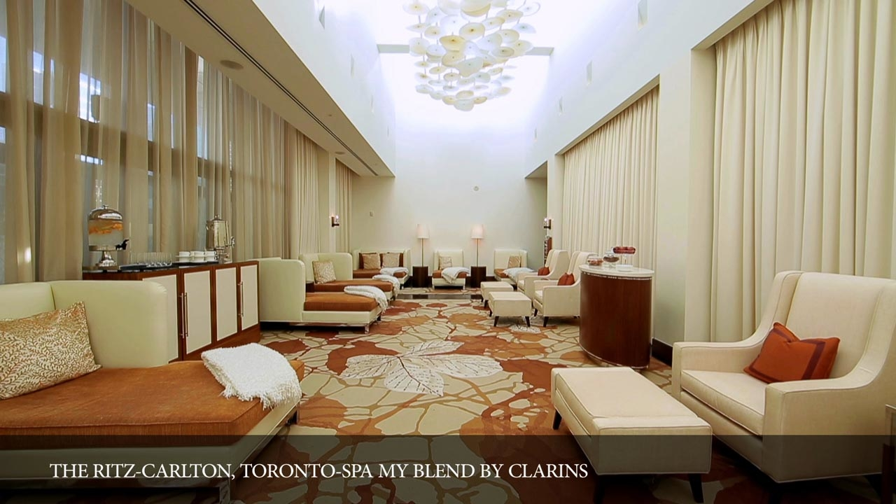 spa my blend by clarins toronto on ourbis. Black Bedroom Furniture Sets. Home Design Ideas