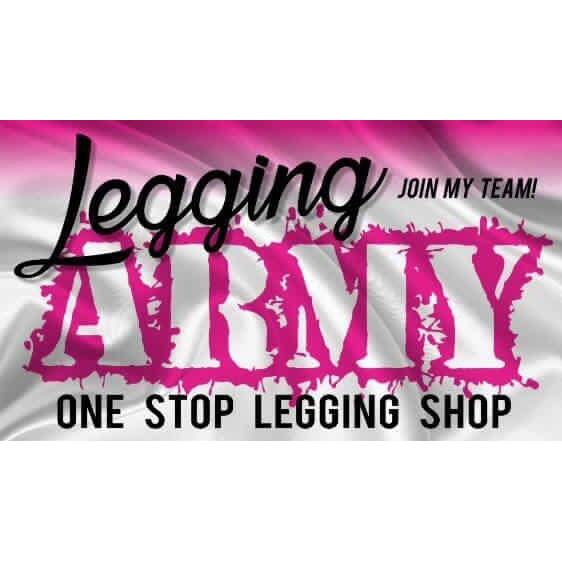Legging Army With Shelley