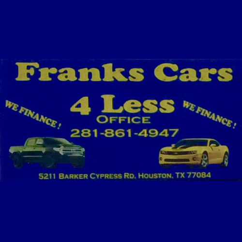 Frank's Cars 4 Less image 1