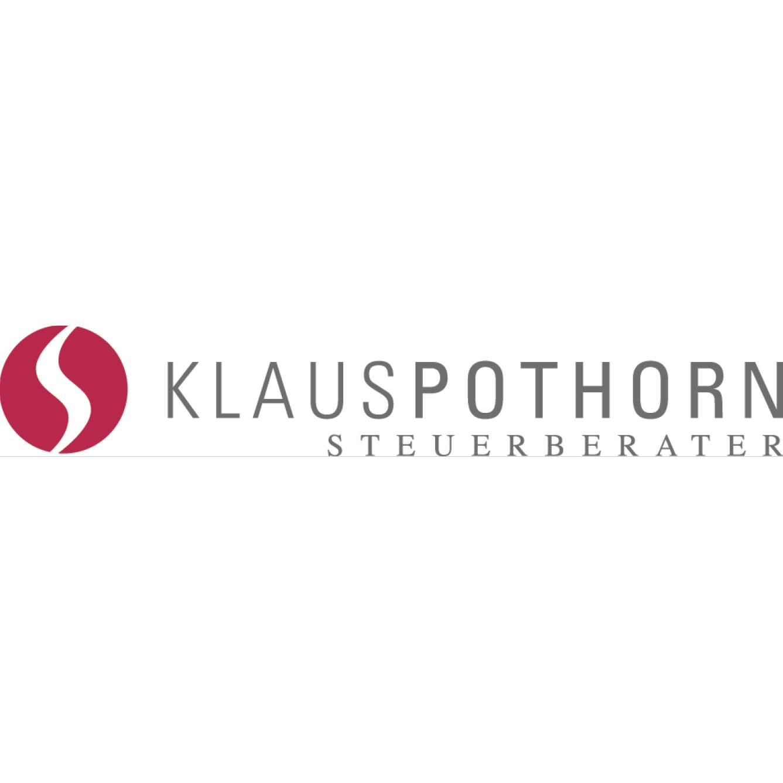 Logo von Steuerberater Klaus Pothorn Dipl. BW. (FH)