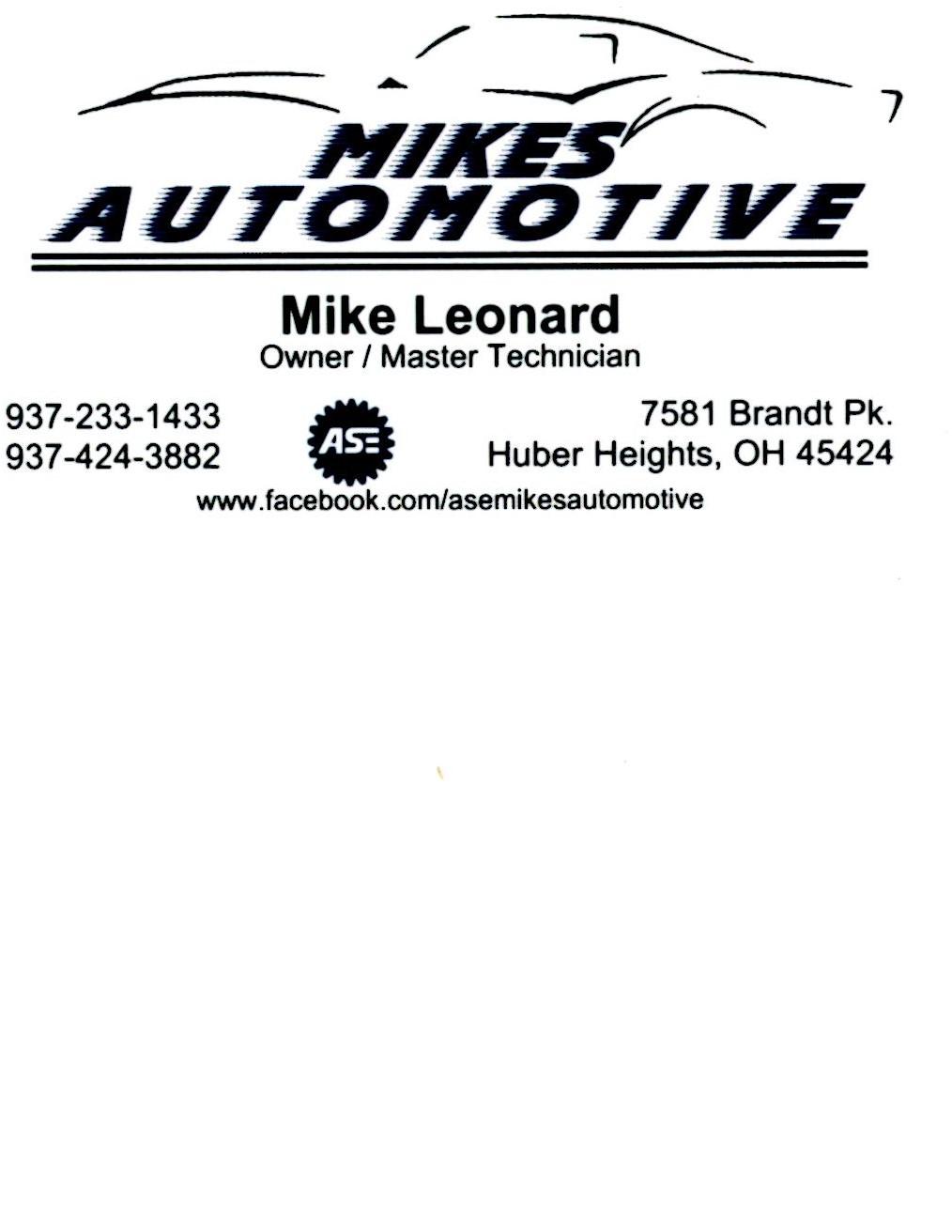 Mikes Automotive image 0