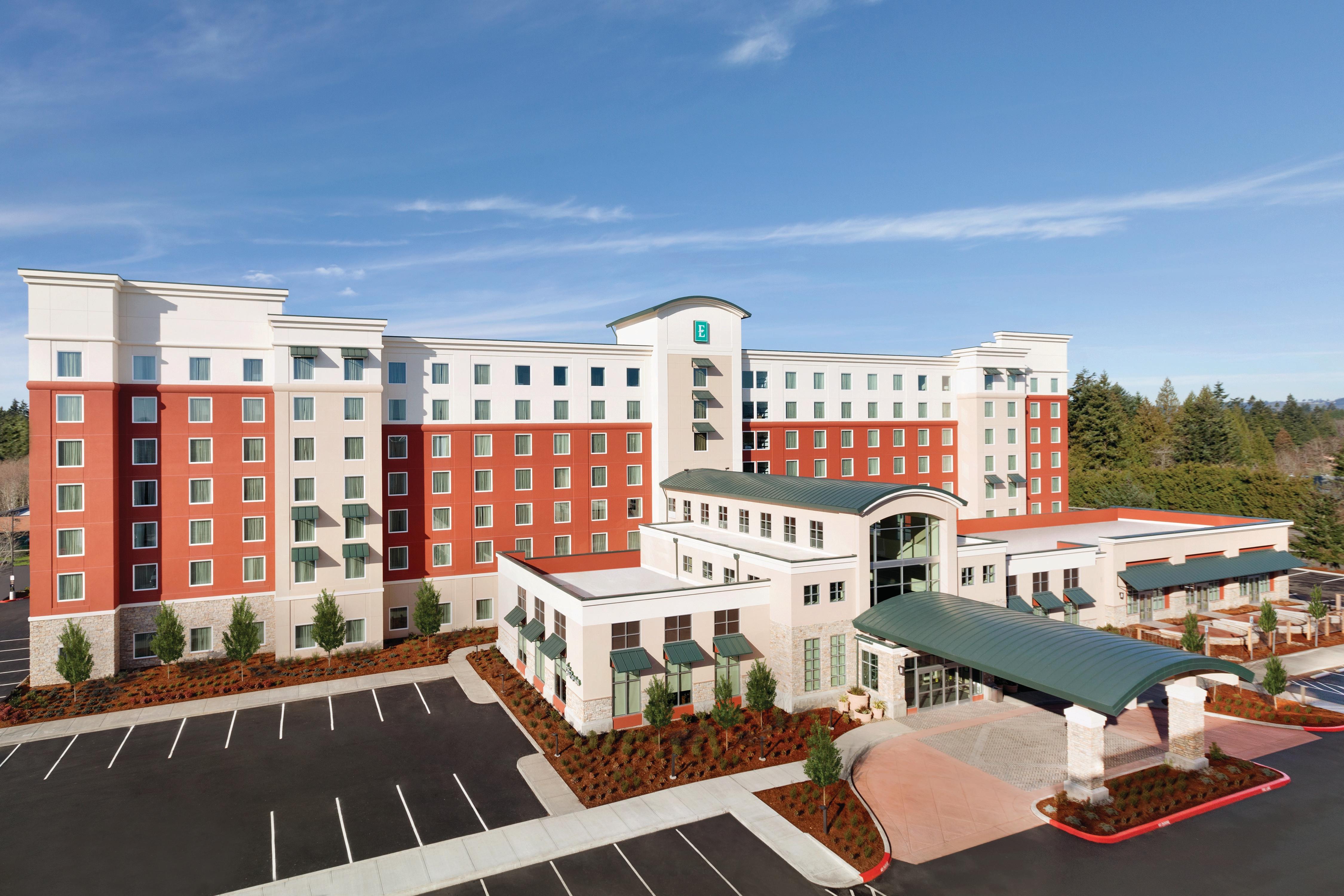 Embassy Suites by Hilton Portland Hillsboro, Oregon image 0