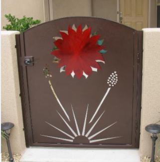 Iron Rose Custom Metal image 0