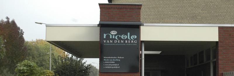 Schoonheidssalon en Pedicure Nicole van den Berg
