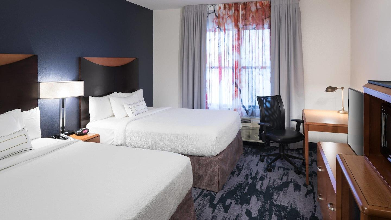 Fairfield Inn & Suites by Marriott Orlando at SeaWorld® image 2