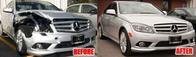 Mercedes Benz Collision Repair