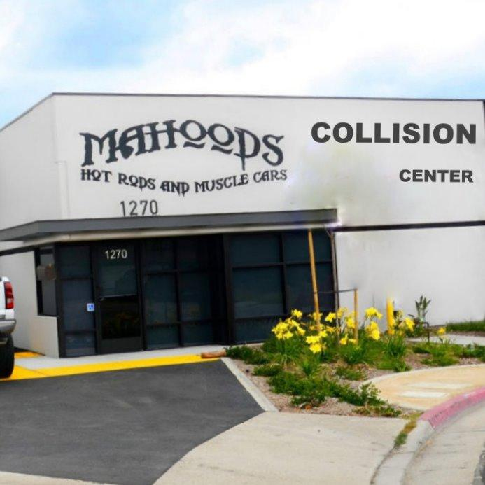 Mahoods Collision and Hot Rods