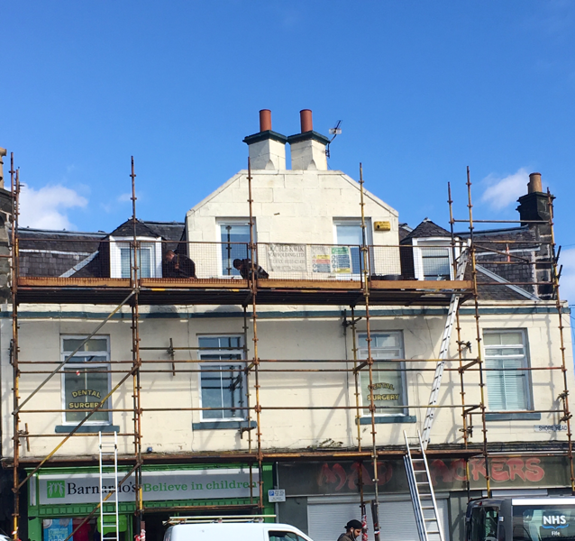 Rated Roofing Roofing Contracting Services In Kirkcaldy