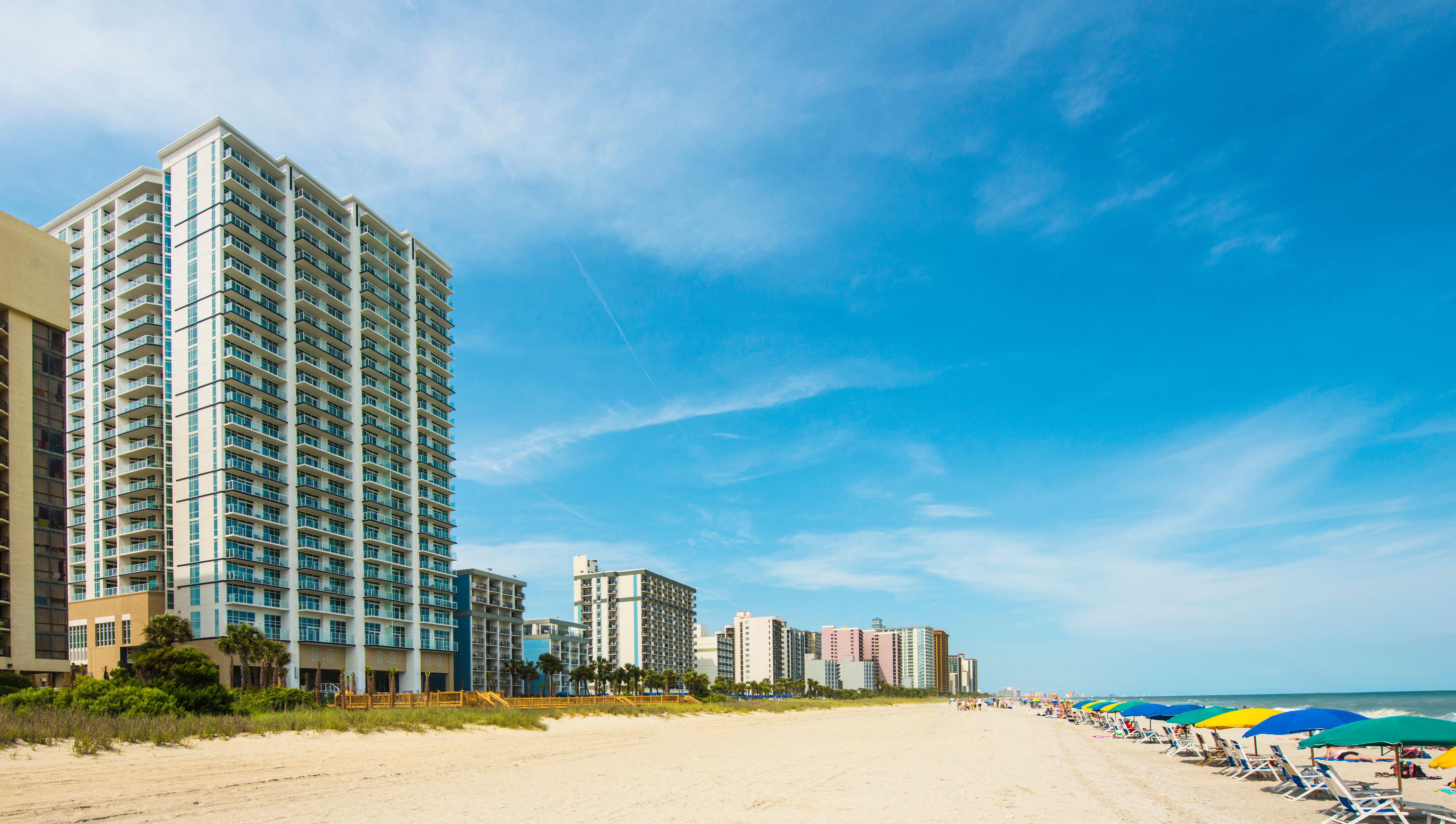Ocean Blue Resort Myrtly Beach