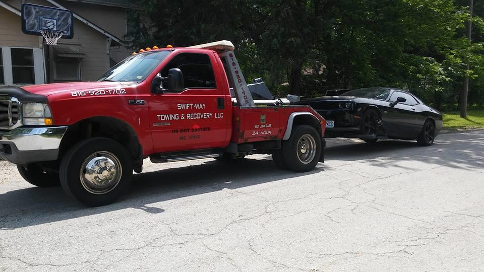 Swift-Way Towing & Recovery image 1