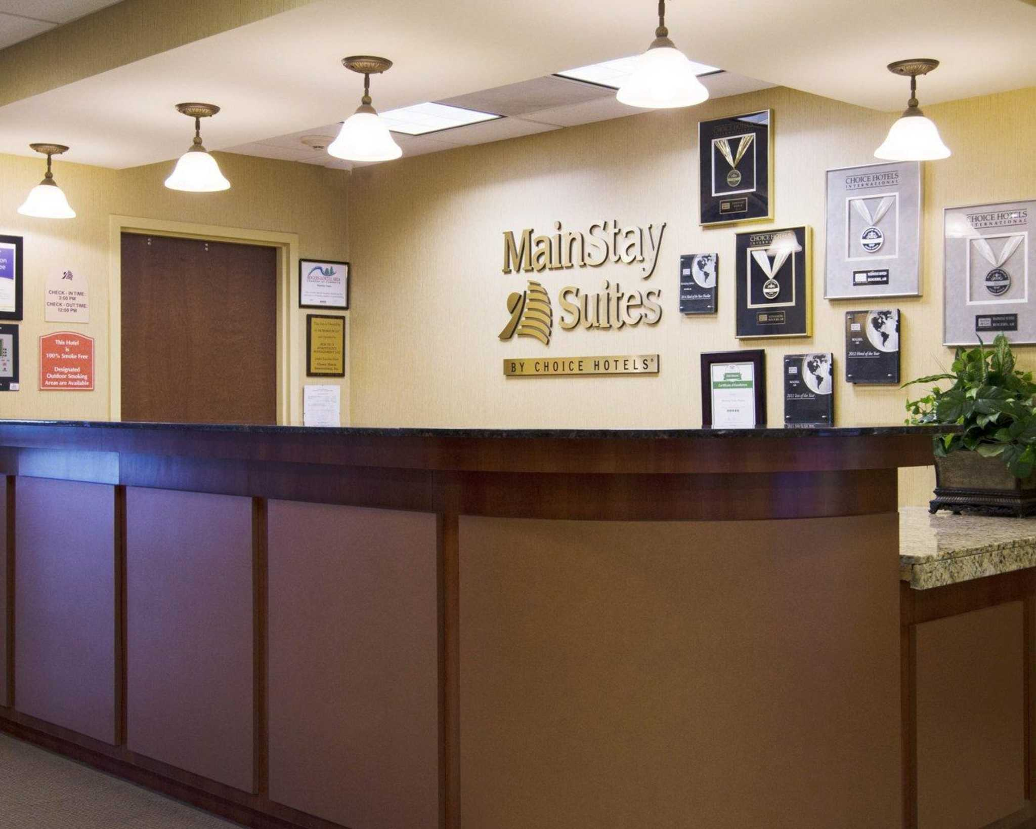 MainStay Suites Rogers near I-49 image 28