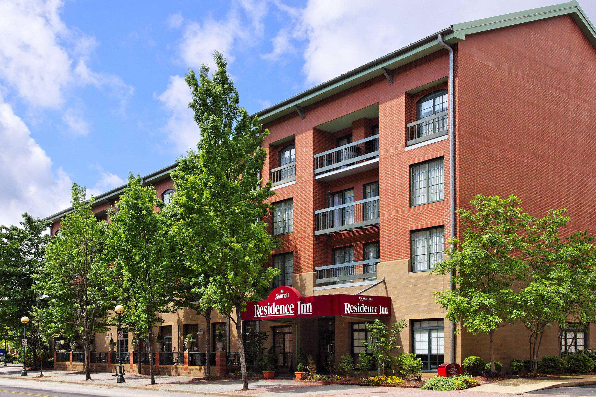 Residence Inn by Marriott Chattanooga Downtown