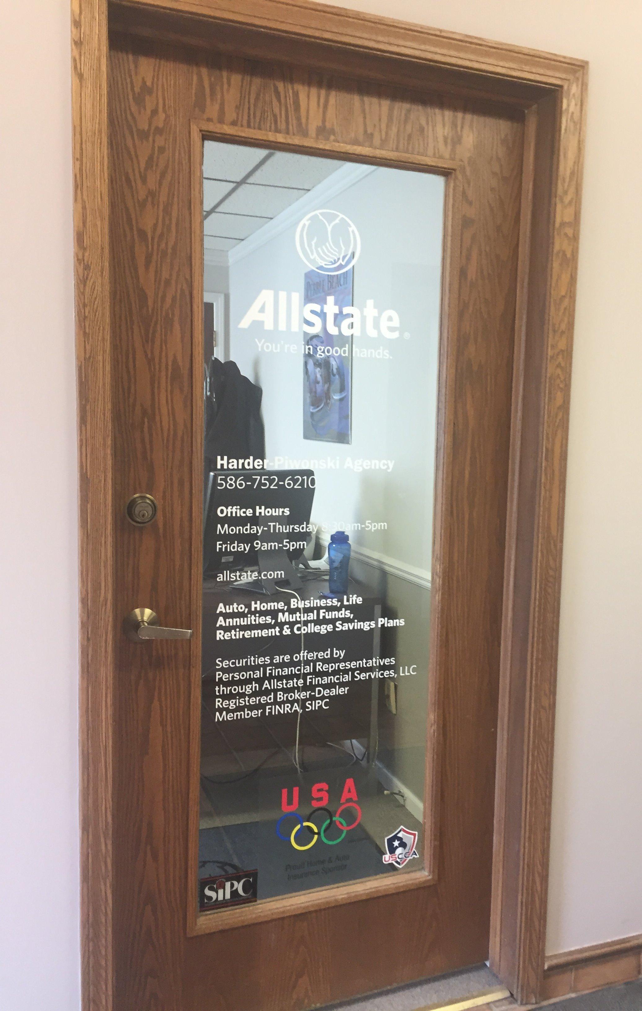 Chuck Harder: Allstate Insurance image 3
