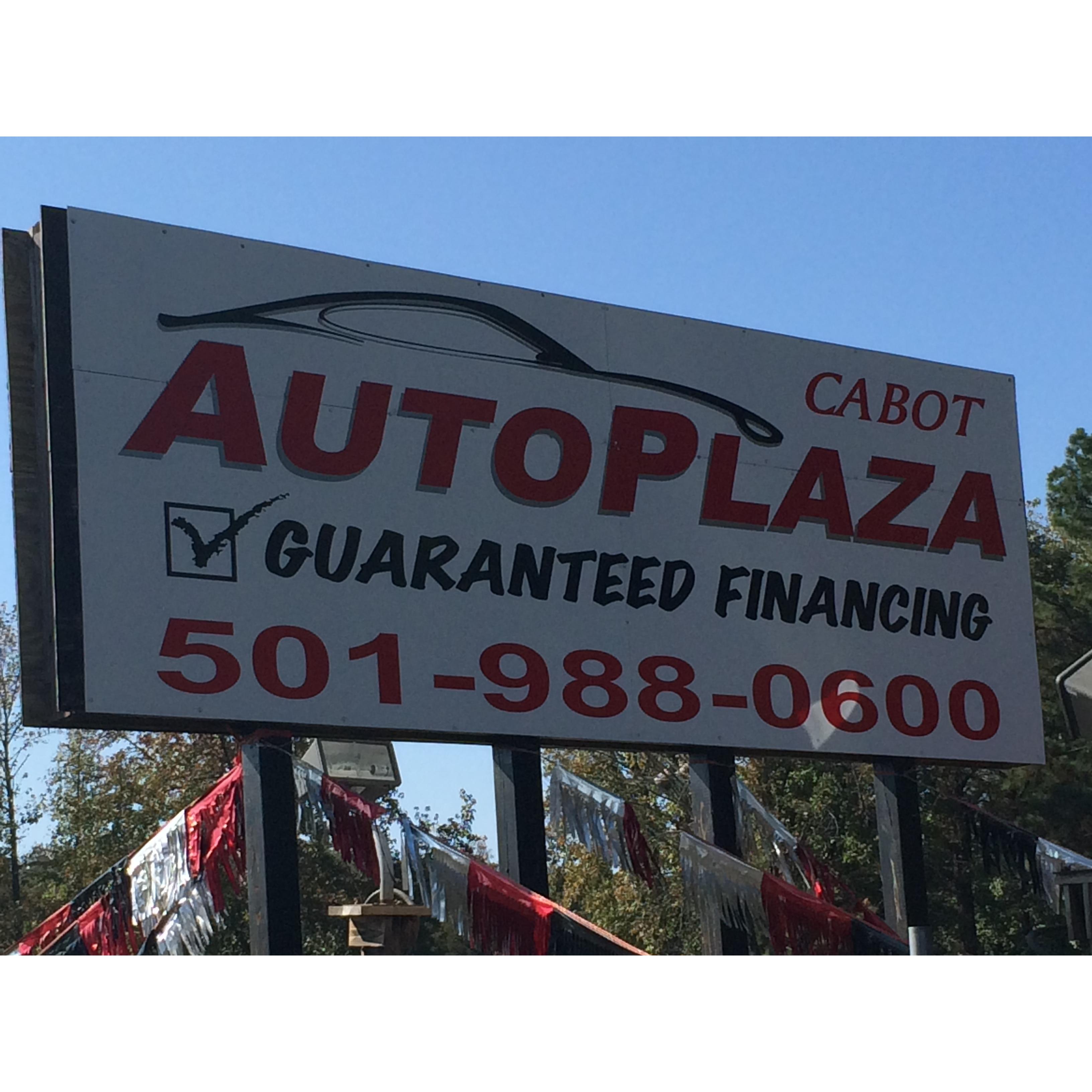 Cabot Auto Plaza