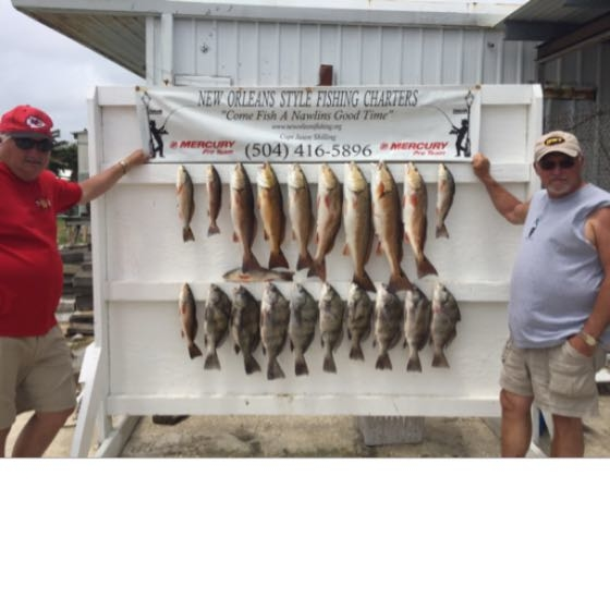 New Orleans Style Fishing Charters LLC image 90