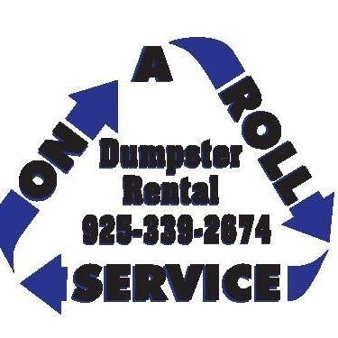 On a Roll Service Dumpster Rental - Pittsburg, CA 94565 - (925)339-2674 | ShowMeLocal.com