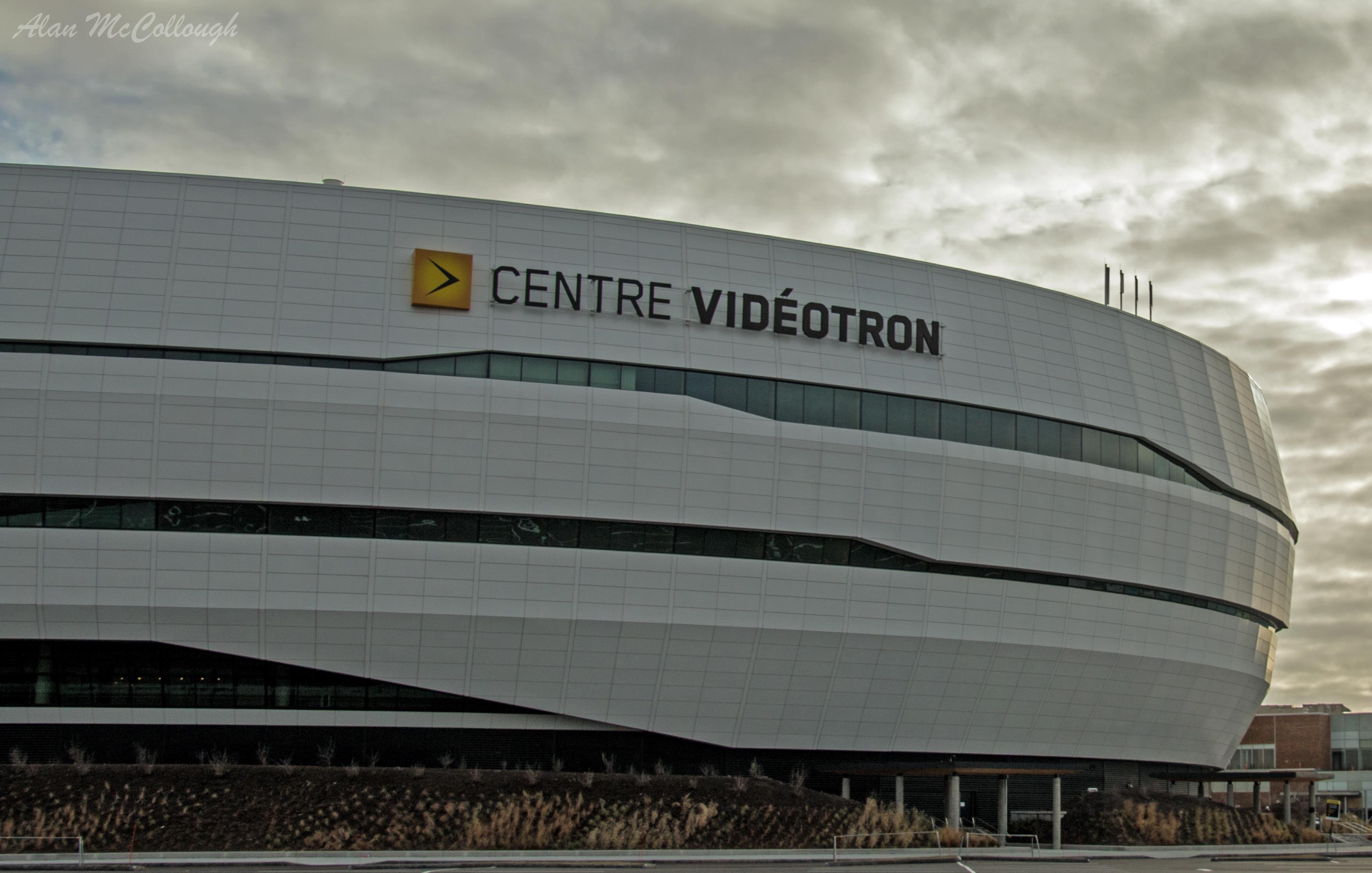Best Western Plus City Centre/Centre-Ville à Quebec: Videotron Centre