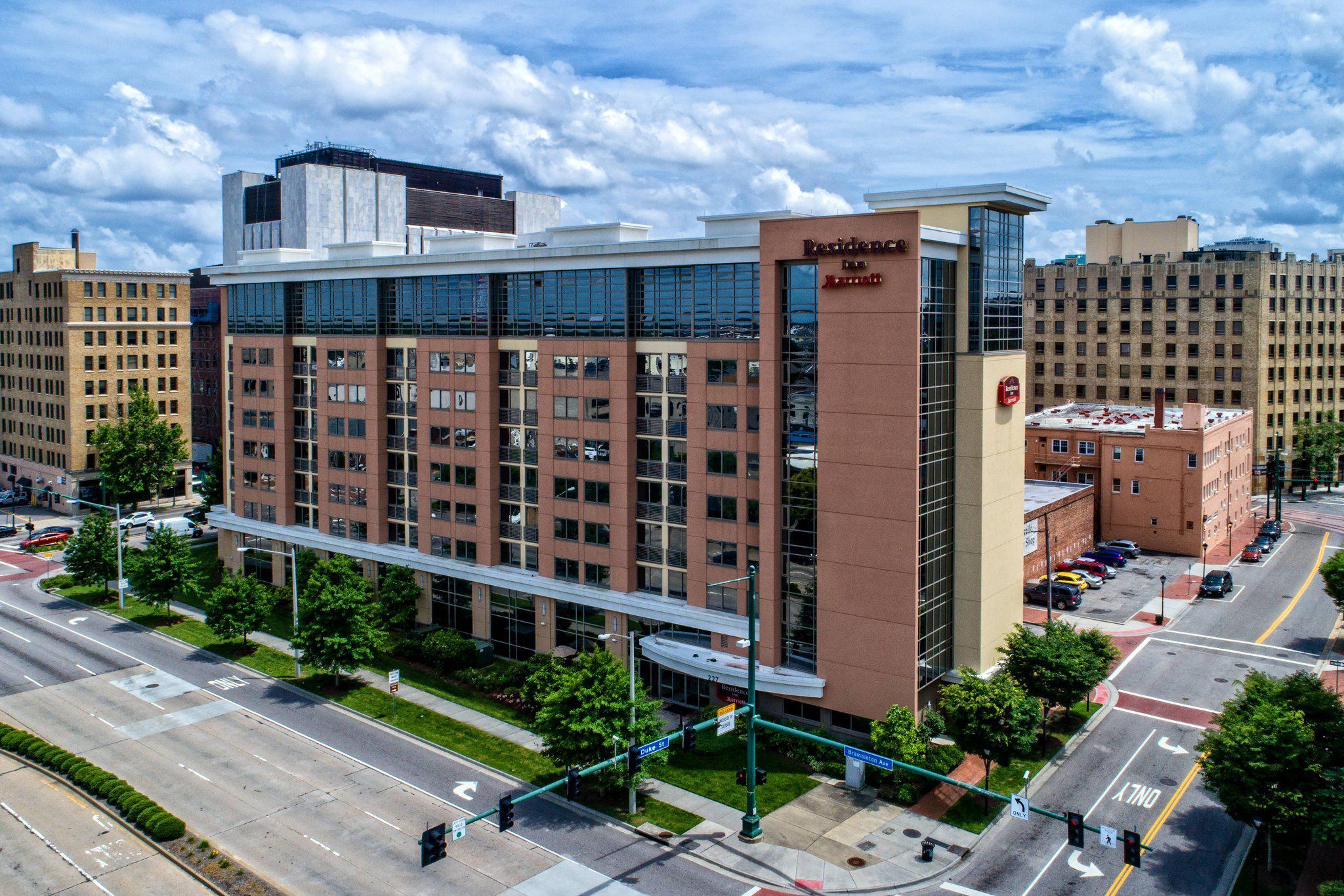 Residence Inn by Marriott Norfolk Downtown