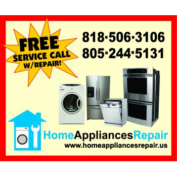 Appliance Repair Service in CA Valley Village 91607 Home Appliances Repair 12348 Magnolia blvd  #202  (818)506-3106