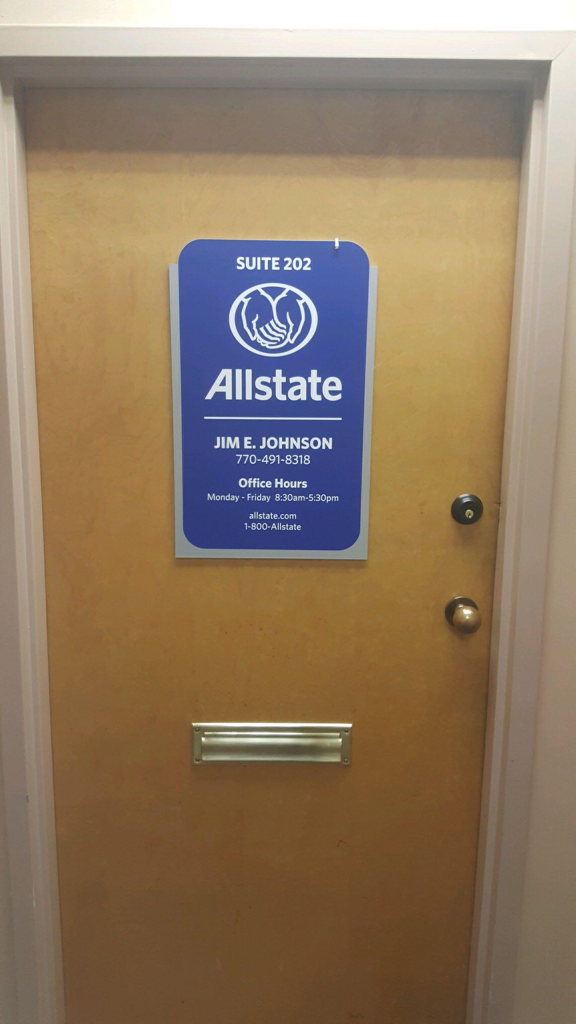 Jim E. Johnson: Allstate Insurance image 2