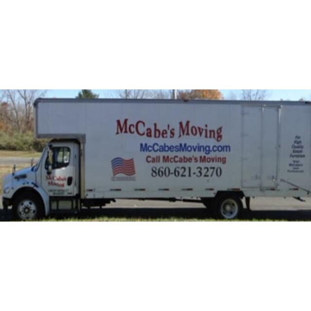 Mccabes Moving & Preparations LLC