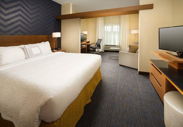 Fairfield Inn & Suites by Marriott Nashville Downtown/The Gulch image 4