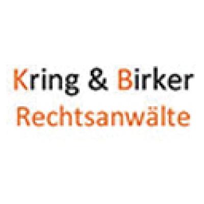 Logo von Rechtsanwälte Martina Kring und Marcus Birker
