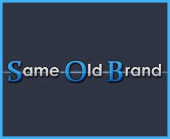 Same Old Brand - ad image