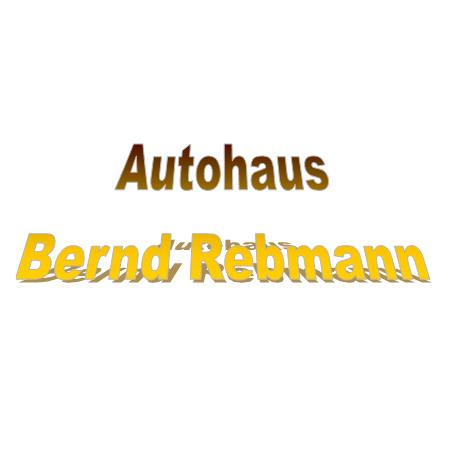 Logo von Autohaus Bernd Rebmann