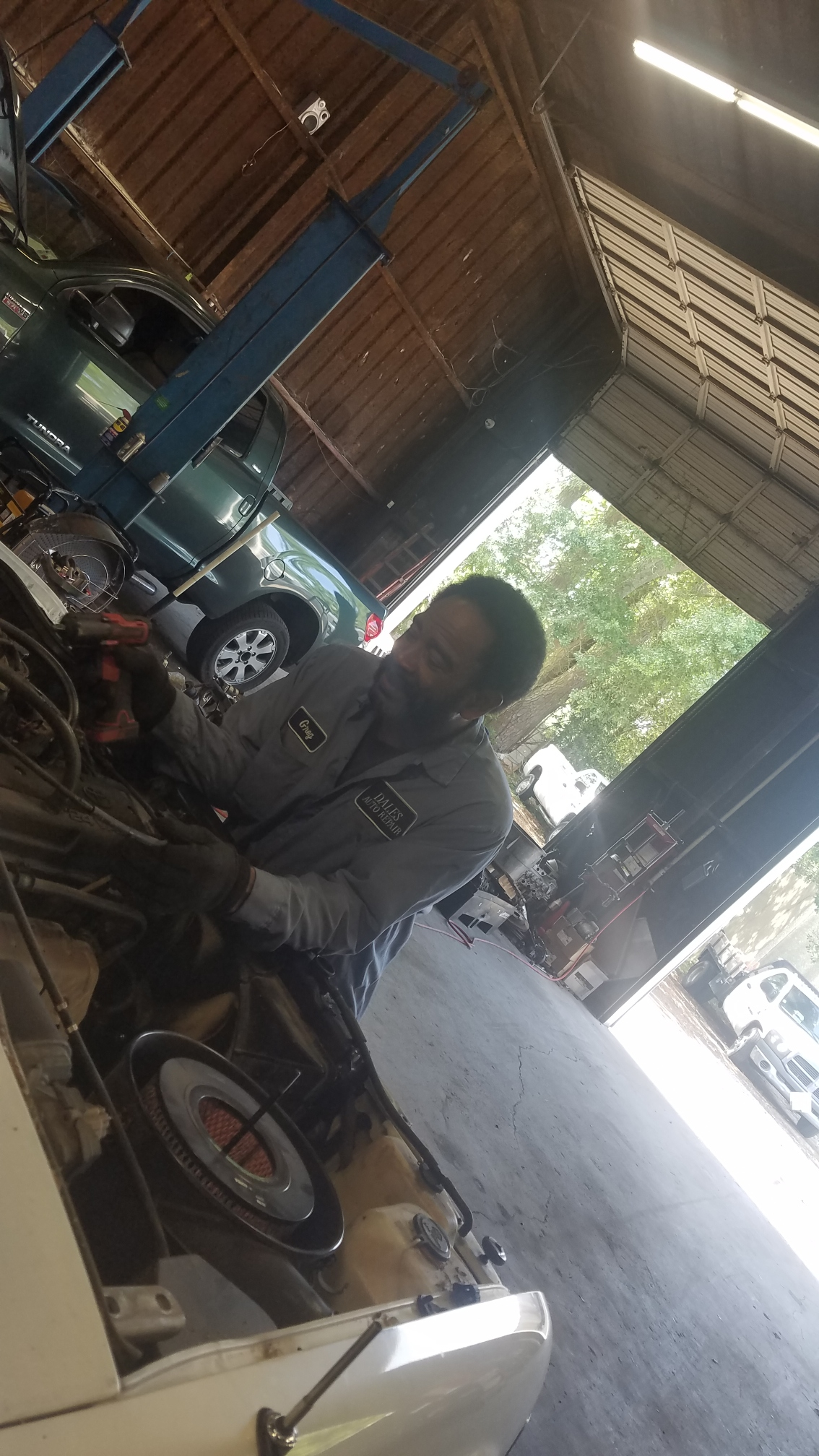 Dale's Auto Repair has ASE certified technicians are fully trained and work hard to get you back on the road quickly.