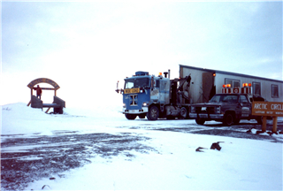 Bridge Central Service & Towing Limited in Lethbridge