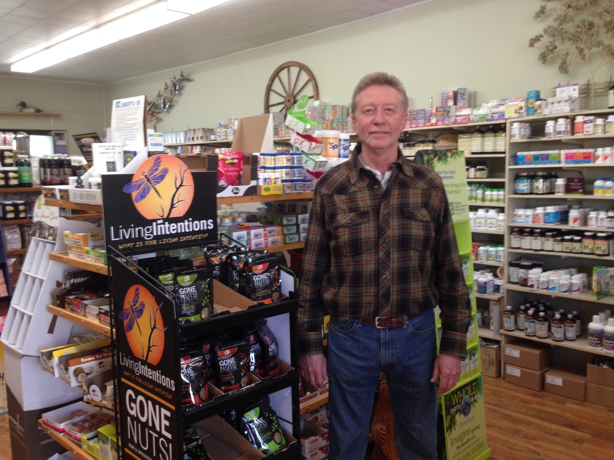Sta Well Health Foods Store in Williams Lake: Sta Well and Bruce