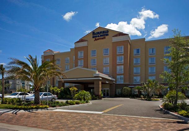 Fairfield Inn & Suites by Marriott Jacksonville Butler Boulevard image 0