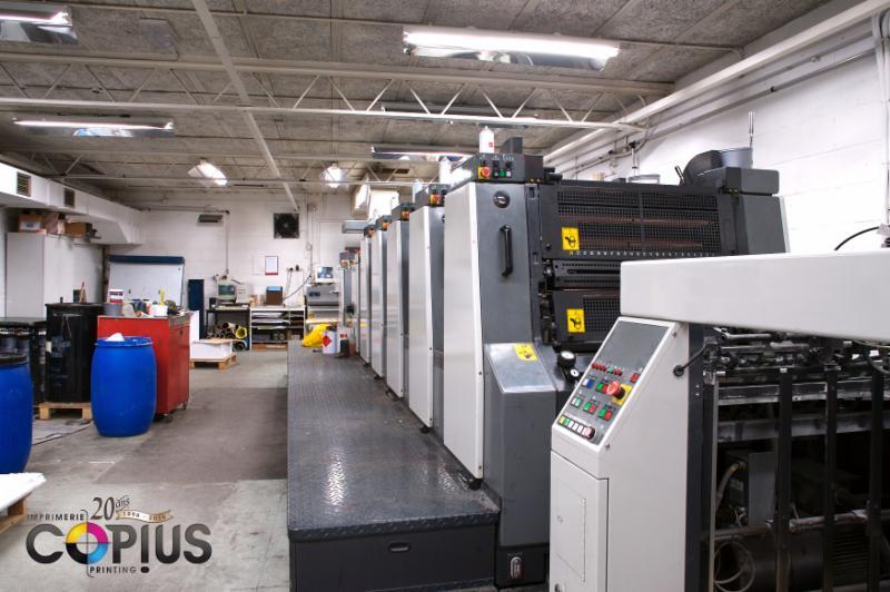 Copius Imprimerie Printing Inc