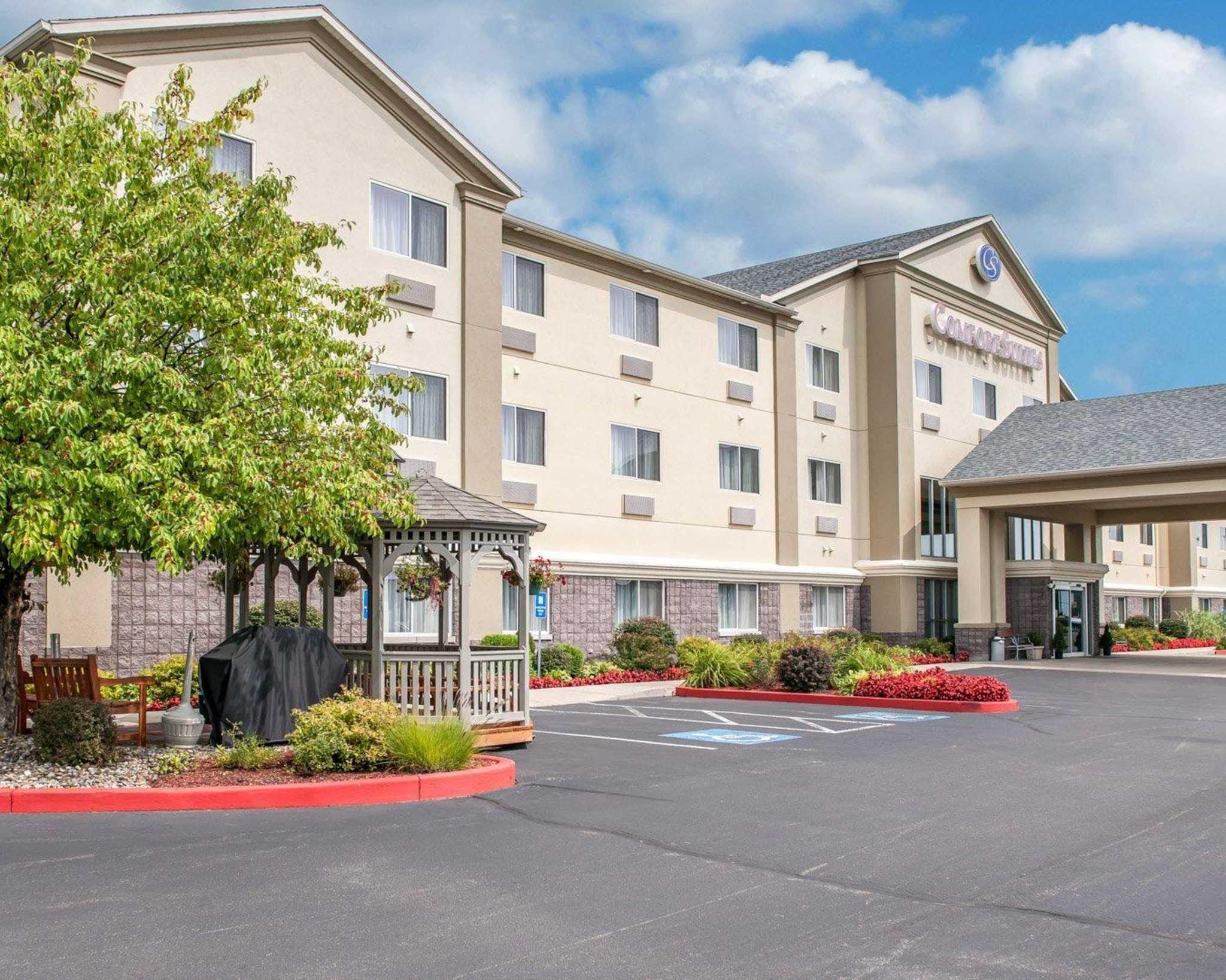 Comfort Suites North in Elkhart, IN, photo #5