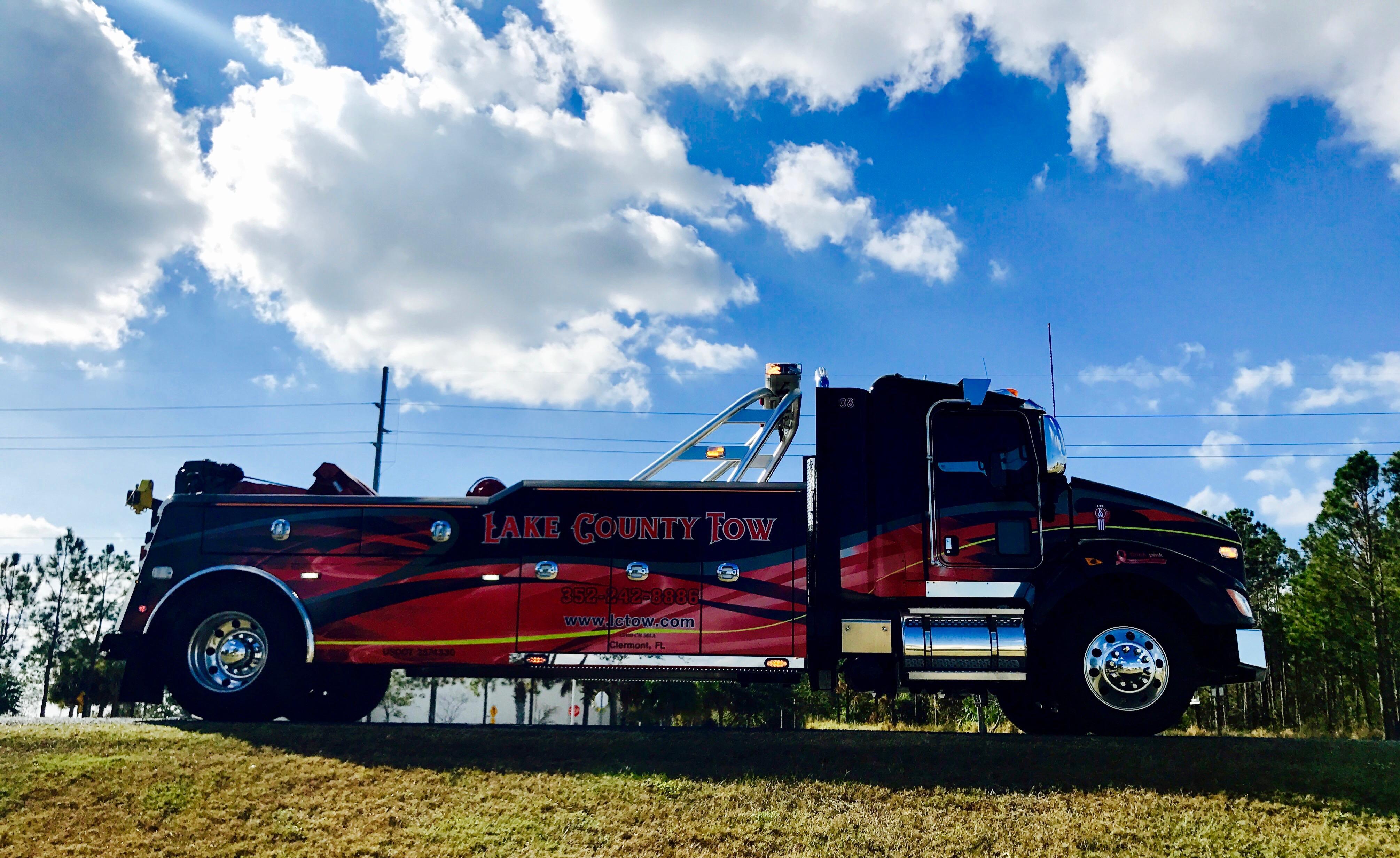 Lake County Tow image 3