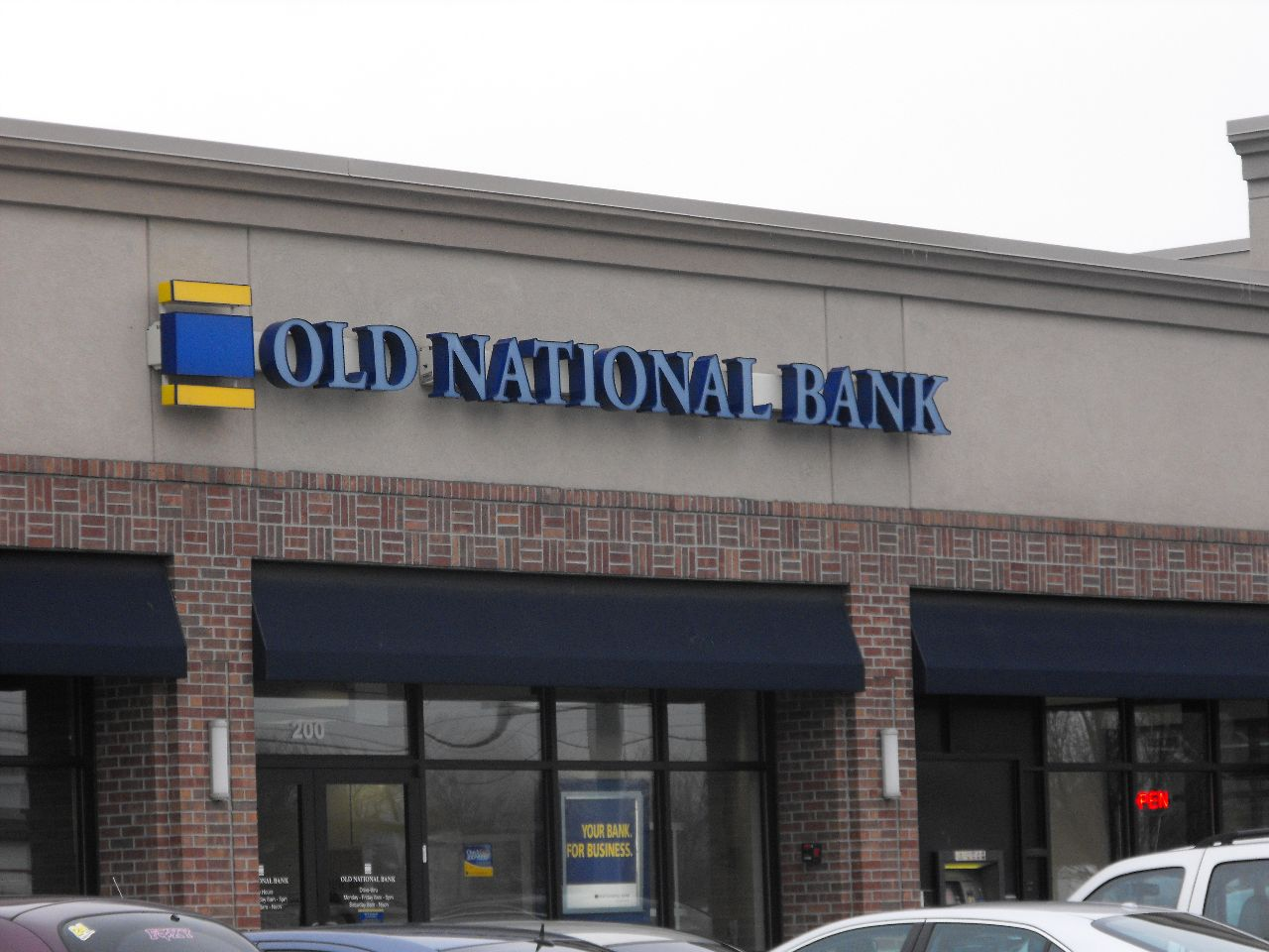 Old National Bank - CLOSED