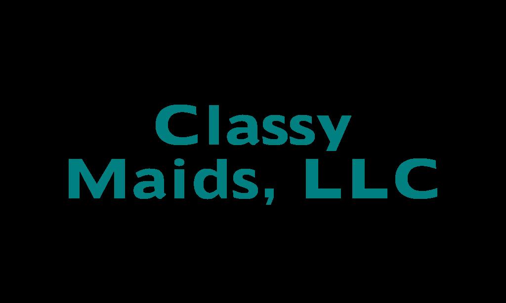 Classy Maids, LLC
