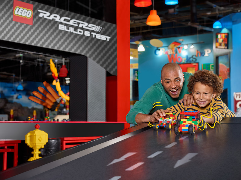 The Ultimate Indoor LEGO® Playground