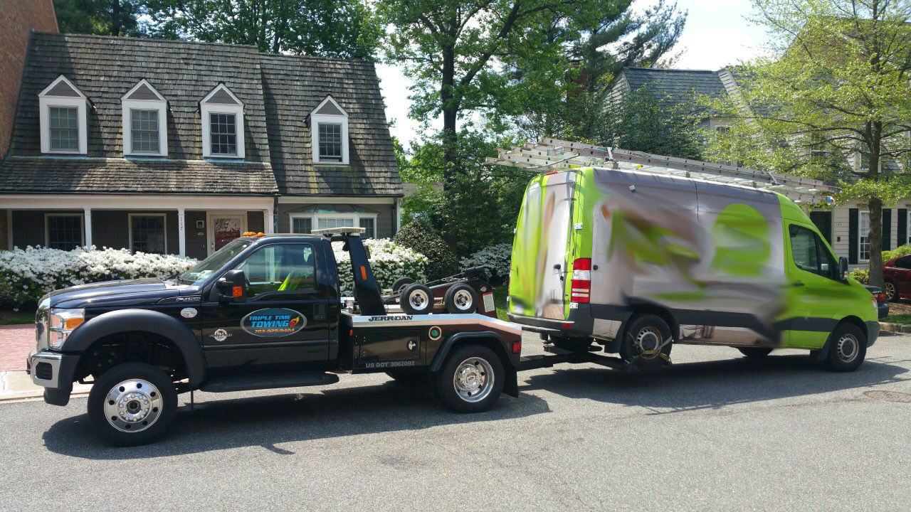 Triple Time Towing image 10