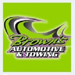 Brown's Auto Body & Towing image 0