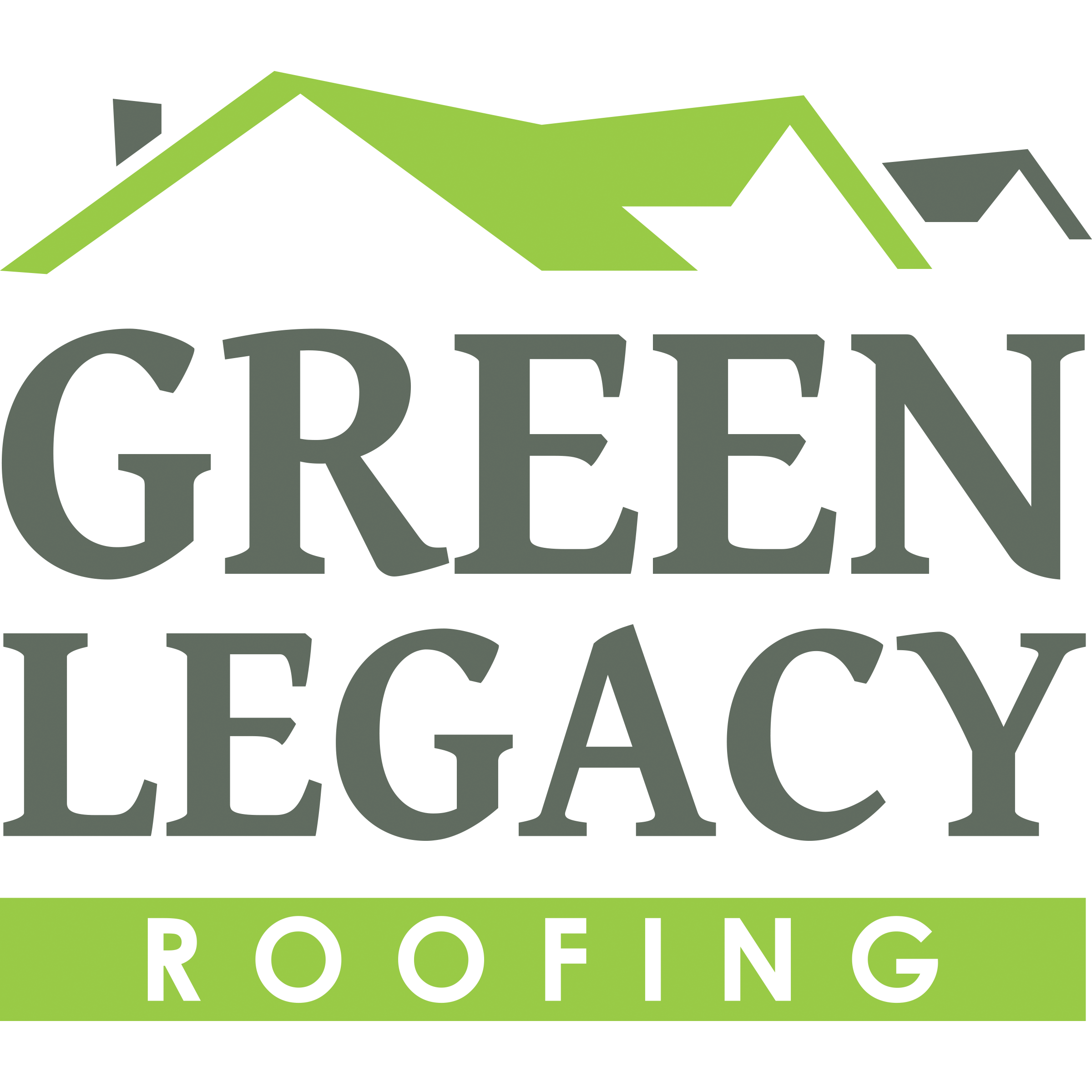 Green Legacy Roofing