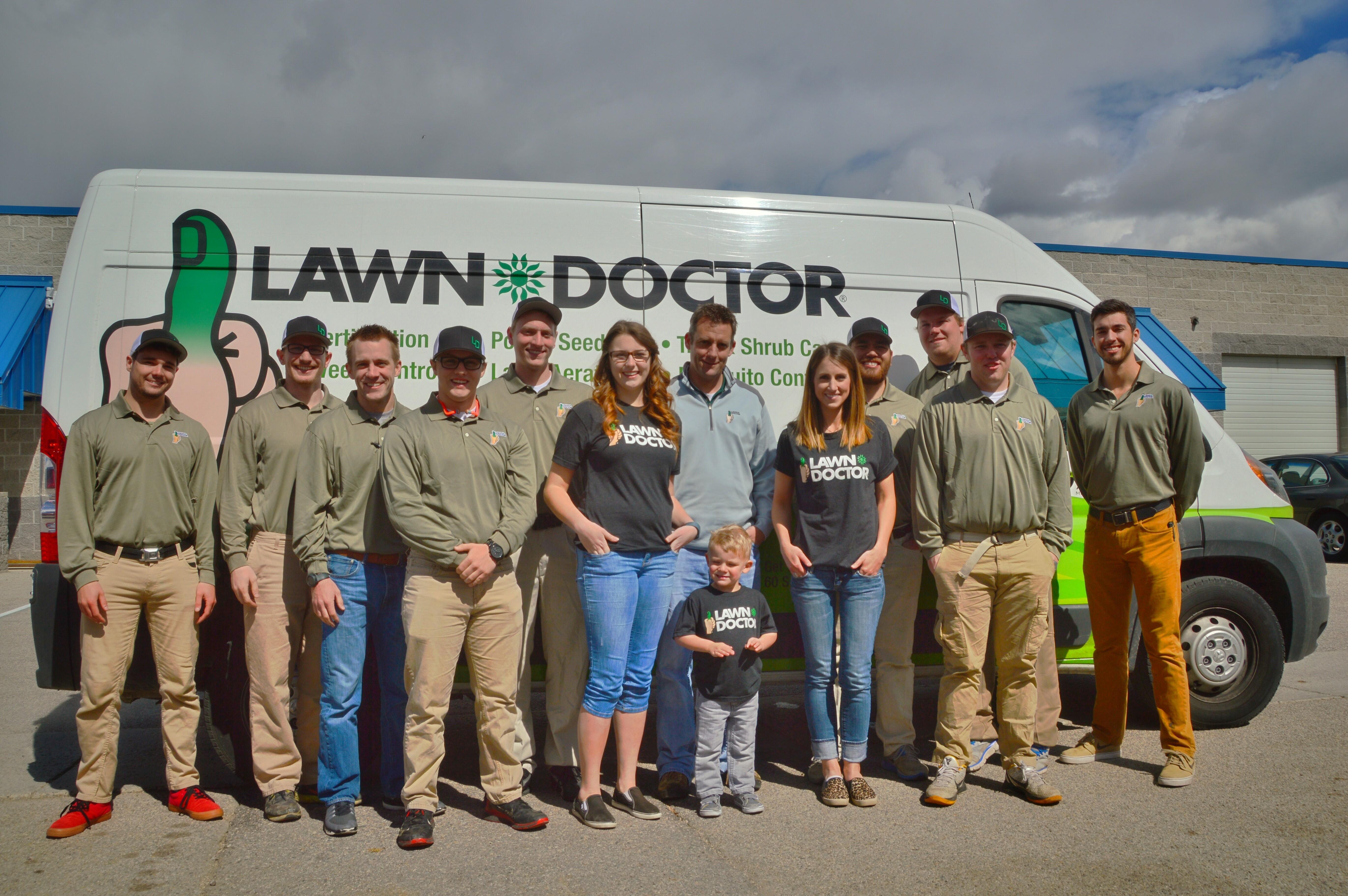 Lawn Doctor Pest Control Service Logan Ut 84321