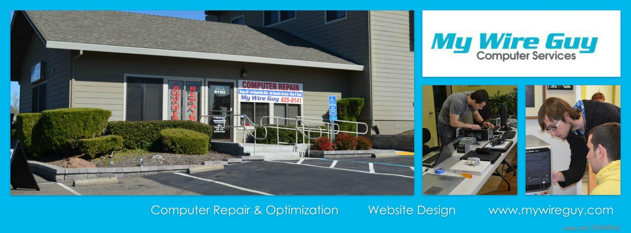My Wire Guy Computer Services In Rocklin Ca Whitepages