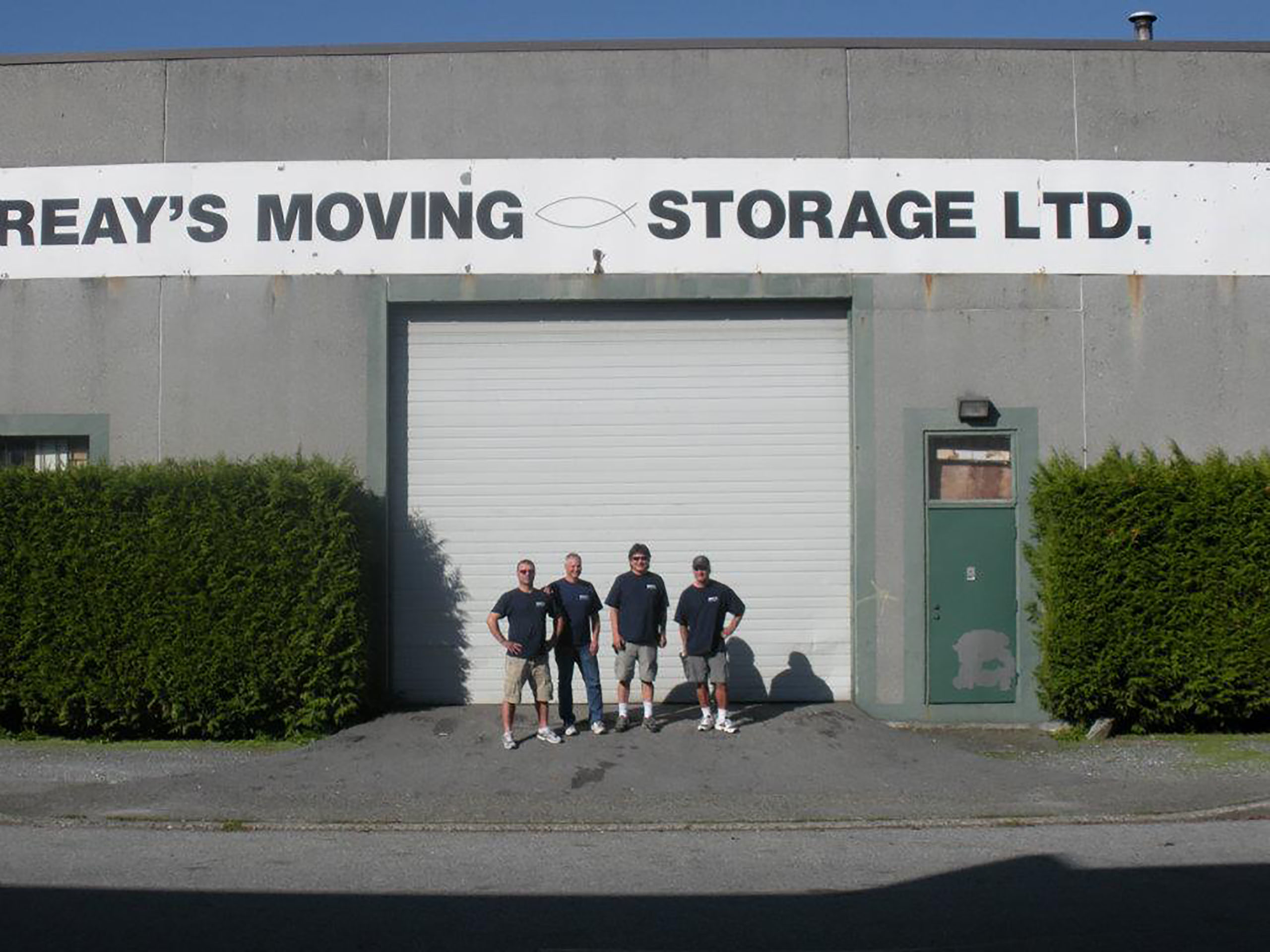 Reay's Moving & Storage in Vancouver: We offer prompt and professional service for your commercial and residential moving needs. Choose us and take the stress out of your next decision.