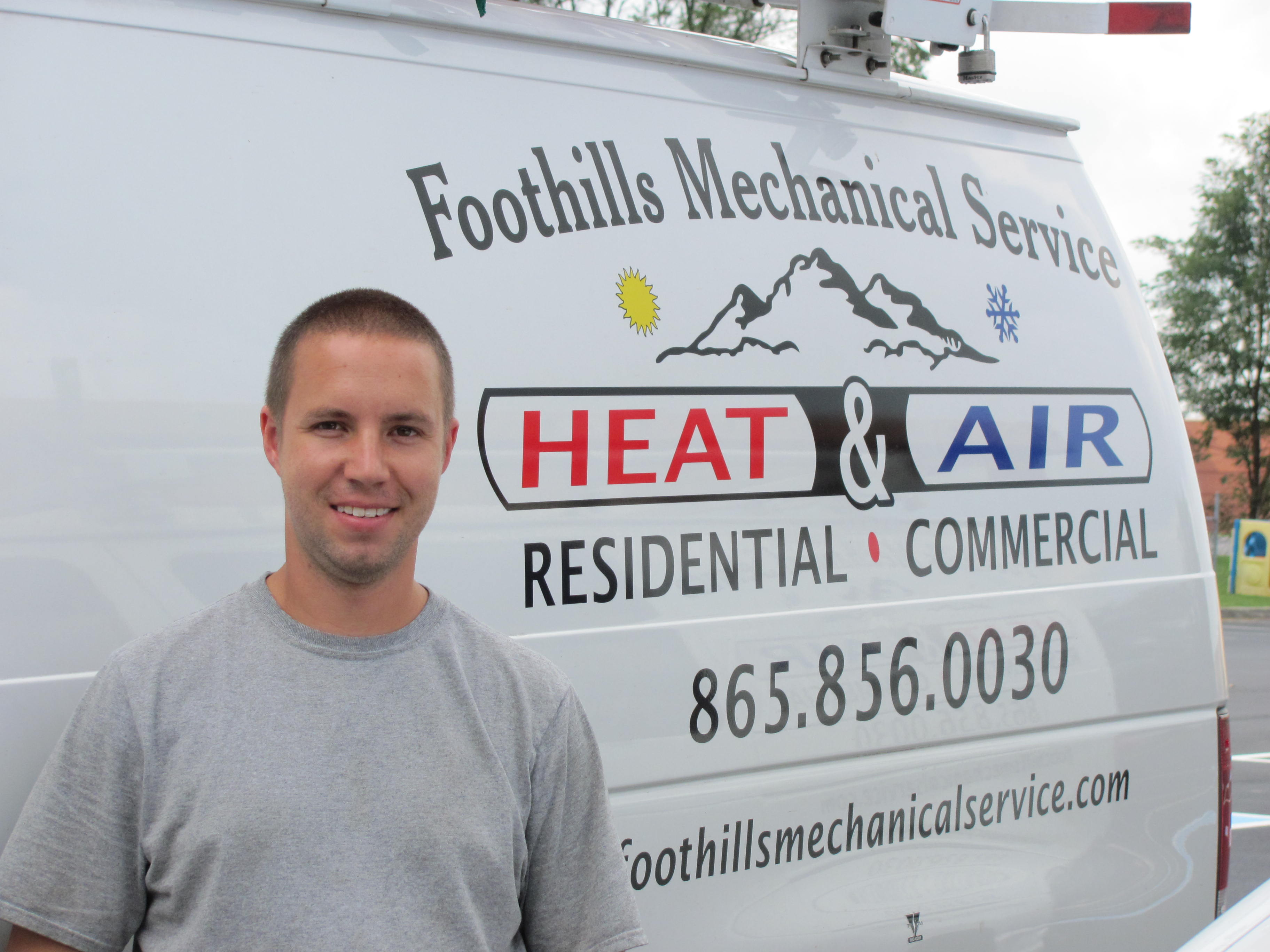 Foothills Mechanical Service image 3