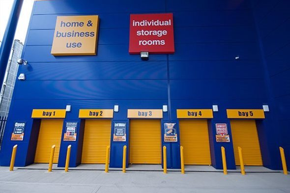 Safestore Self Storage Barking And Dagenham