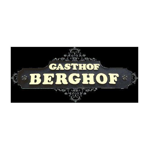 Logo von Gaststätte Berghof Inh. Richard Boll