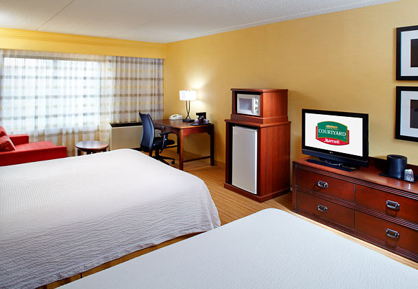 Courtyard by Marriott Columbus Airport image 8