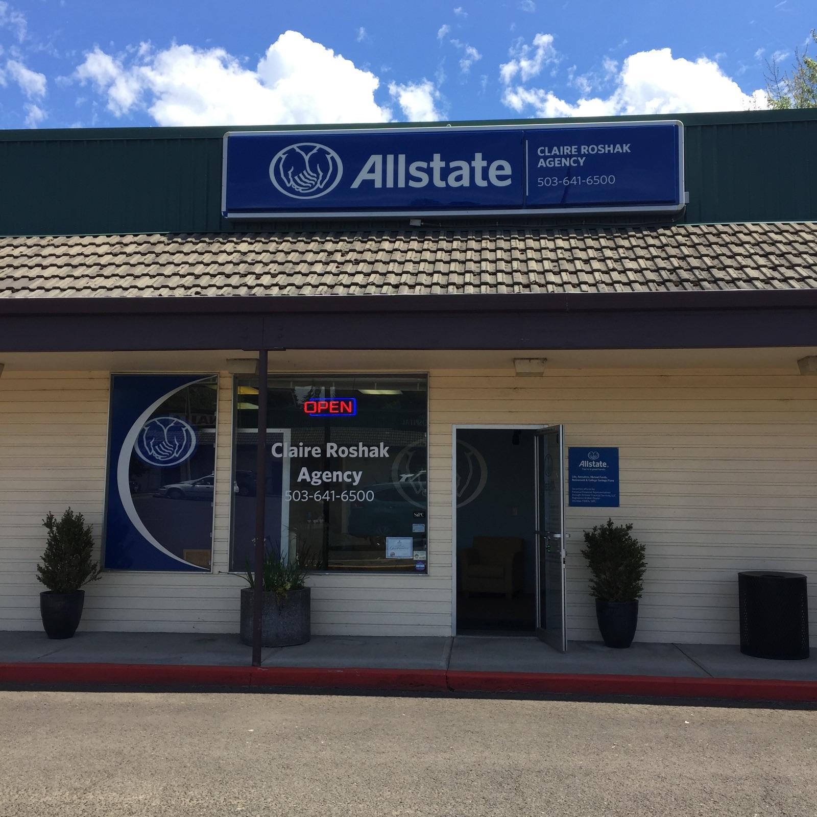 Allstate Insurance Agent: Claire Roshak image 1